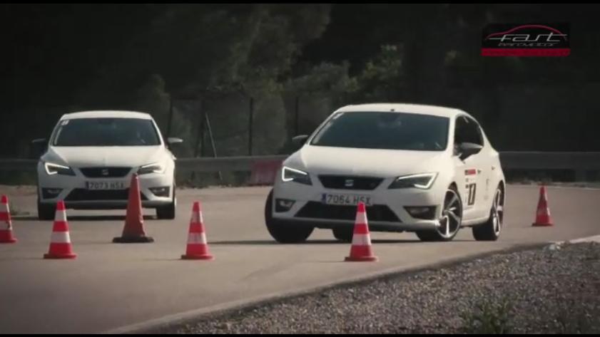 Video presentación Circuito Motor para Cursos de Conducción de Seguridad